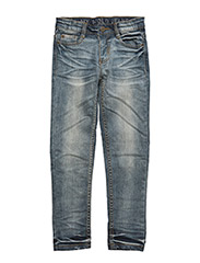 Aksel - WORN DENIM