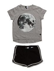 Luna - GREY MELANGE