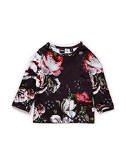 Eva - Winter Floral jersey