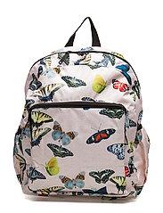 Big Backpack - BUTTERFLIES MELANGE