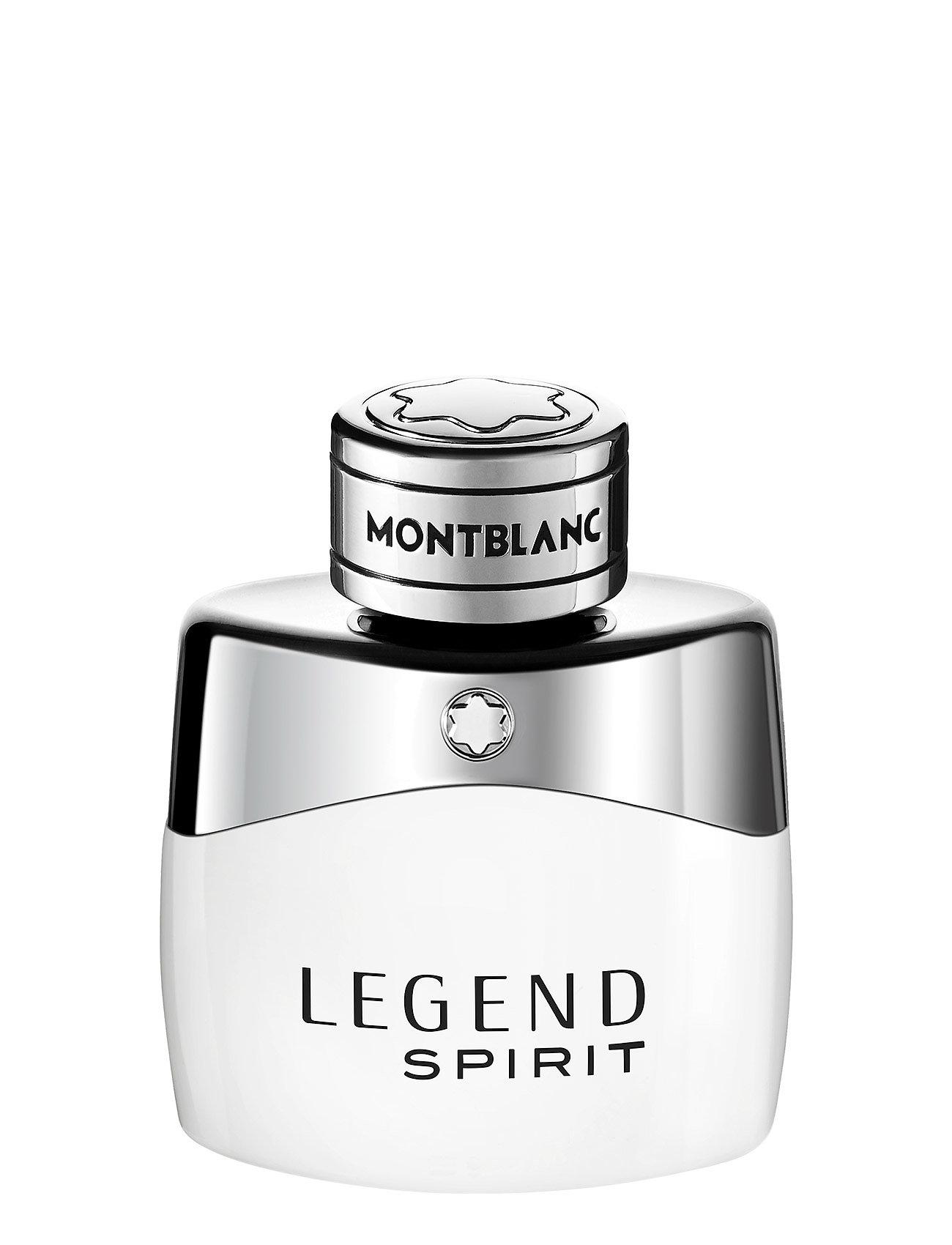 Legend Spirit Eau De Toilette Mont Blanc #I/T til Mænd i Klar