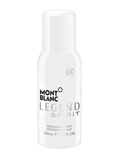 Legend Spirit Deodorant spray - CLEAR