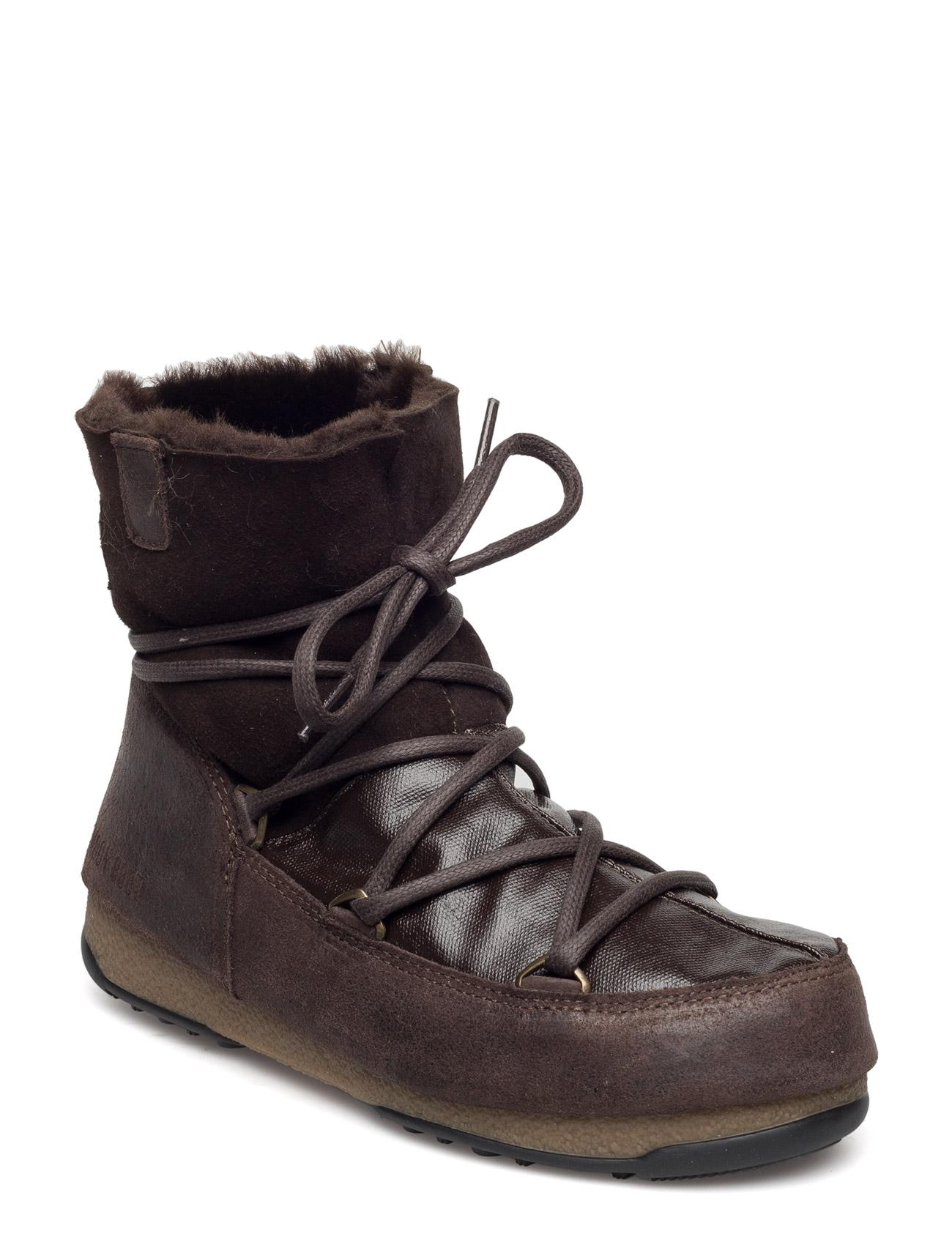 Mb Moon Boot W.E. Low Mix Moon Boot Støvler til Damer i