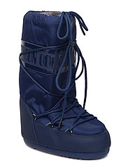 MOON BOOT CLASSIC PLUS - BLUE NAVY