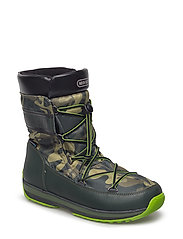 MB MOON BOOT LEM MILITARY CAMU - MILITARY CAMU
