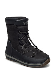 MB MOON BOOT LEM LEA - NERO