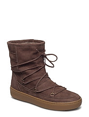 MOON BOOT PULSE MID - BROWN