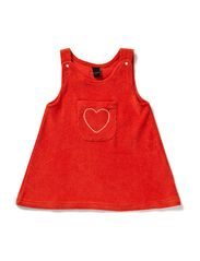 Moonkids Heart dress