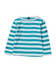 Moonkids Boat neck t-shirt