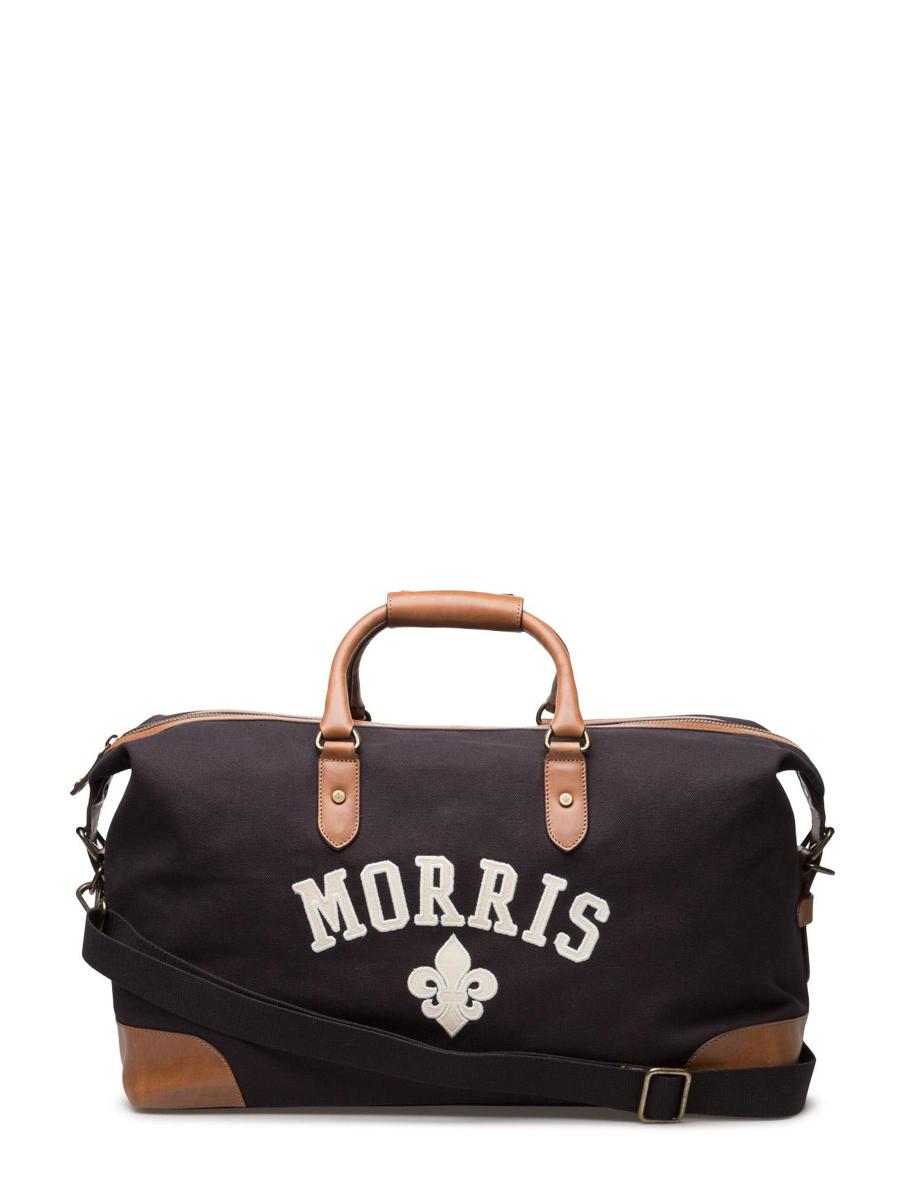 Morris Bag Male Morris Accessories Weekendtasker til Herrer i Navy blå
