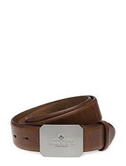 Morris Belt Male - MIDBROWN