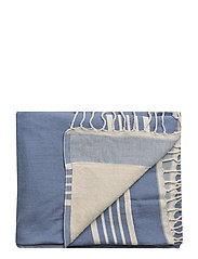 Lady Beach Towel - BLUE