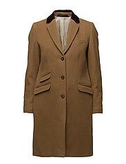Loren Coat - CAMEL