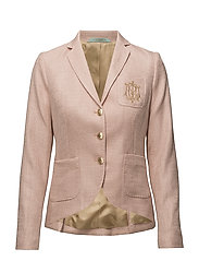 Duchess Embo Club Blazer - PINK
