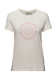 Lady Ivy Tee - OFF WHITE