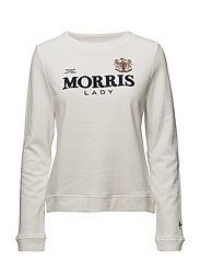 St Michel Sweatshirt - OFF WHITE
