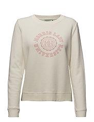 Lady Ivy Sweatshirt - OFF WHITE