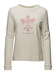 Lily Liberty Sweatshirt - OFF WHITE