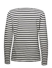 Leighton Sweatshirt - OFF WHITE