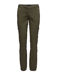 Jeanne Trousers - OLIVE