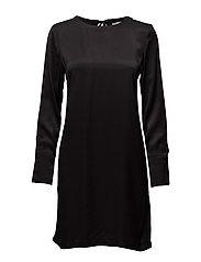 Jean Dress - BLACK