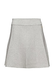 Juliette Knit Skirt - GREY