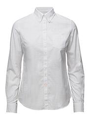 Classic Oxford Shirt - WHITE