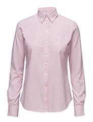 Classic Oxf. Stripe Shirt - CERISE