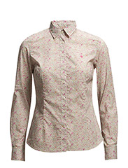 Flower shirt - Pink