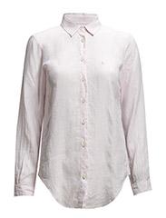 Kirsten Linen shirt - Pink