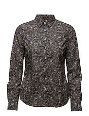 Lily Liberty Grenouille Shirt - GREEN