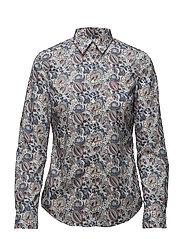 Lily Liberty Fantasy Shirt - BLUE