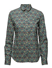 Lily Liberty Colorés Shirt - GREEN