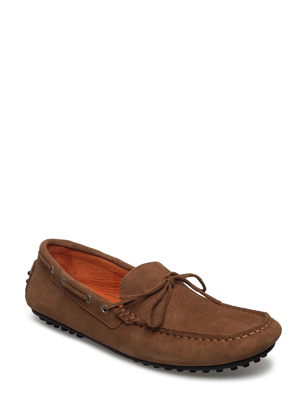 Ragusa Car Shoe Morris Casual sko til Herrer i Kamel