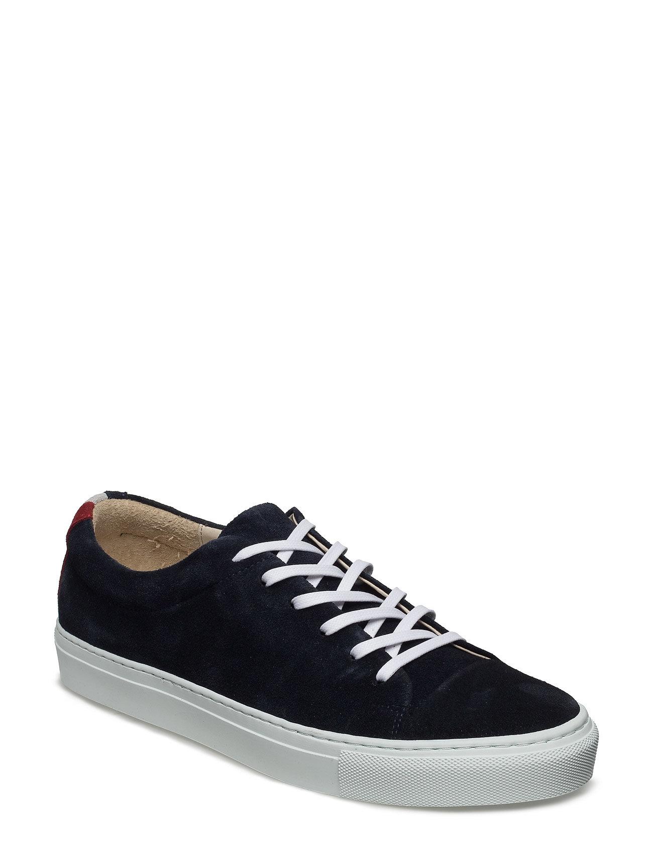 Antoine Shoe Morris Sneakers til Herrer i Navy blå