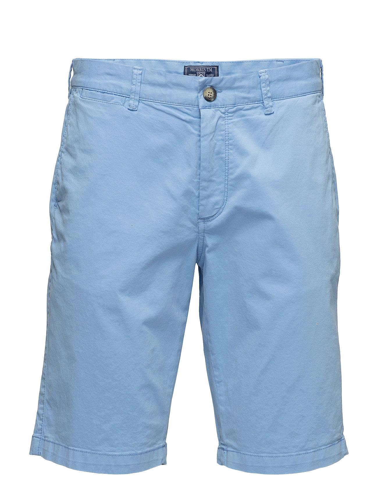 Regular Chino Shorts Morris Bermuda shorts til Herrer i Blå