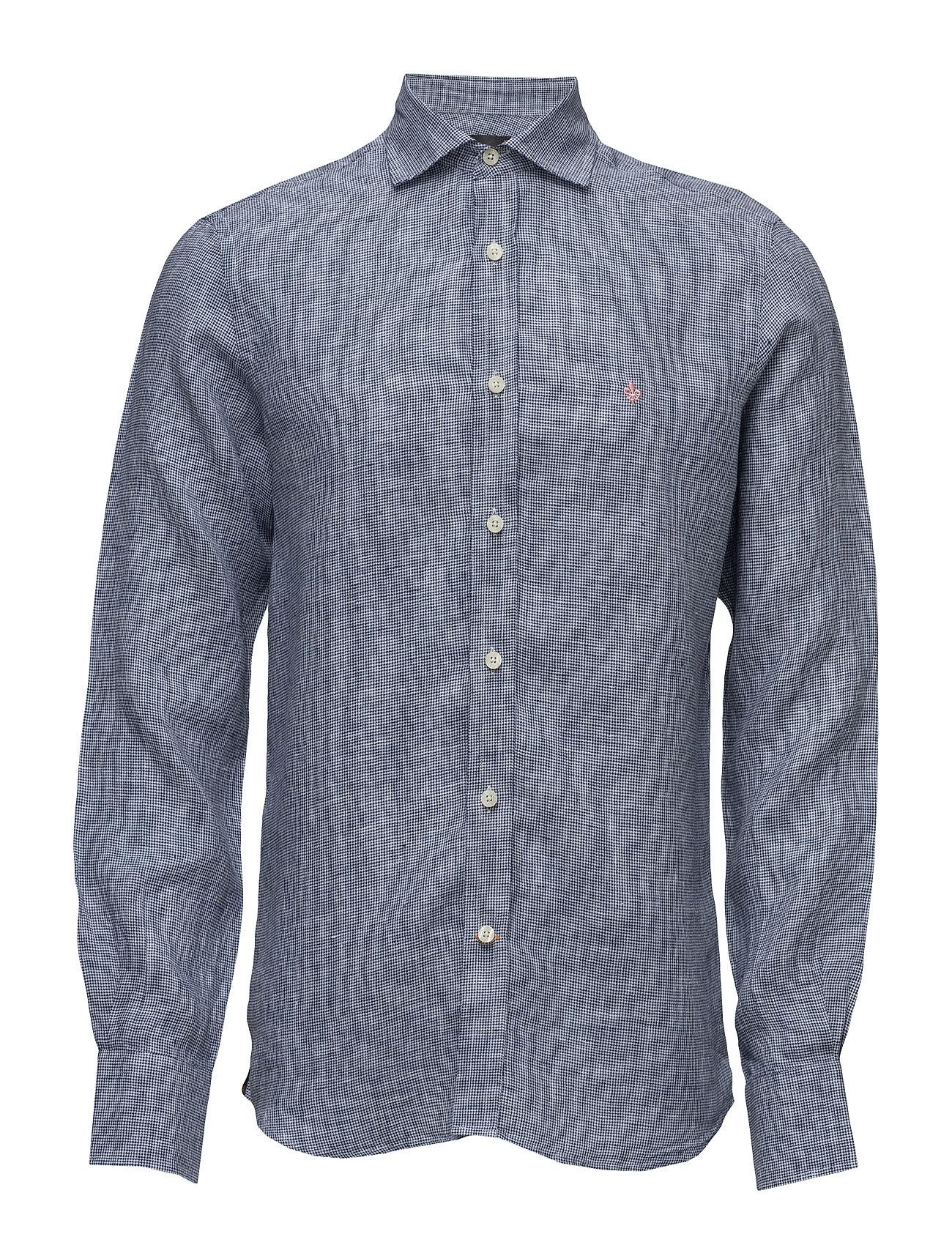 New Barrel Shirt Morris Casual sko til Herrer i Blå