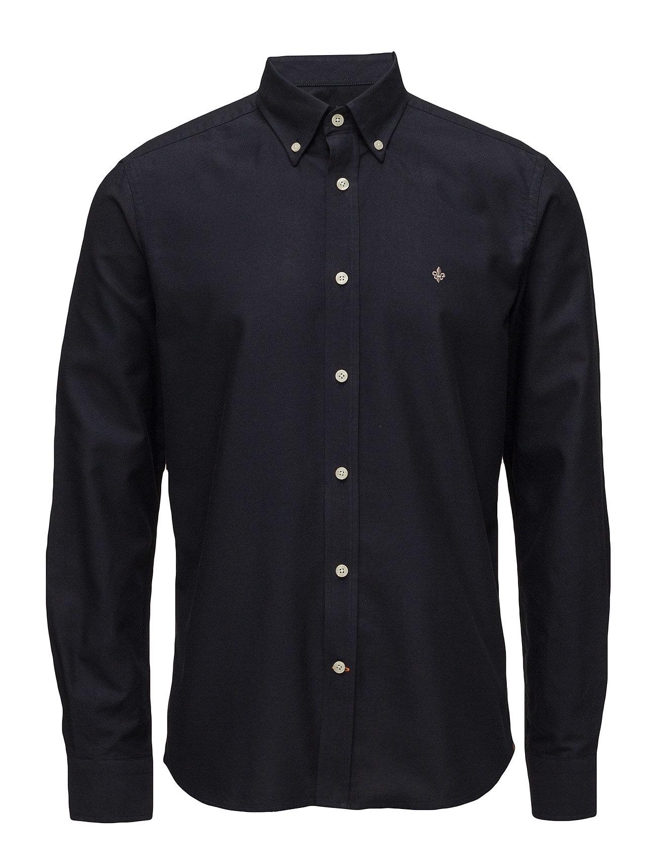 Douglas Shirt Morris Casual sko til Herrer i Navy blå