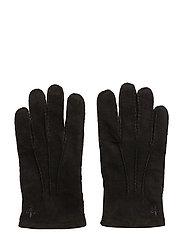 Morris Suede Glove - BLACK