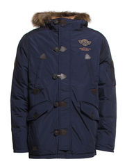 Barnes Down Jacket - Blue