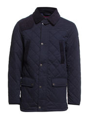 Bentley Jacket - Old Blue