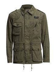 Wingham jacket - Olive