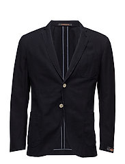Jean Washed Cotton SB Blazer - NAVY
