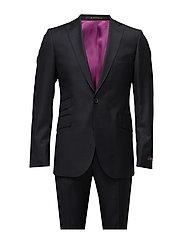 Paul Solid Suit Morris Suits & Blazers
