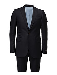 Paul Solid Suit - NAVY