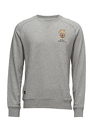 St John Sweatshirt - GREY