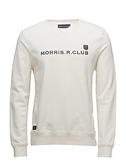 Louis Sweatshirt - OFF WHITE