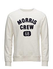 Lewis Sweatshirt - OFF WHITE
