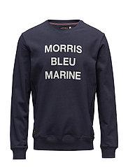 Bleu Sweatshirt - BLUE
