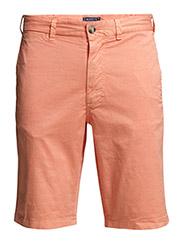 Chino Shorts - Orange
